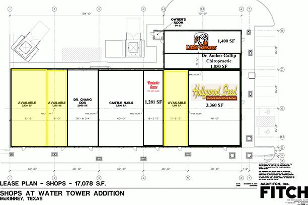 H:Sprouts Farmers Market320100699-689 Shops Bldg - TX - McKinn